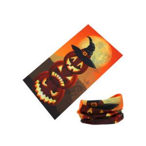 목 온열 장치 (YH-HS424)가 Halloween 디자인 아이들의 목 각반에 의하여 농담을 한다