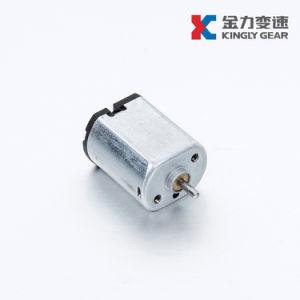 Metal Mini 15,5mm DC micro de alta velocidad el motor de cepillo