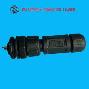 M12はIP68電気円コネクター3を4 5 Pin防水する