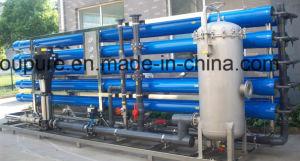 El equipo de tratamiento de aguas industriales 75tph