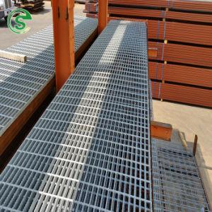 Tamaño personalizado de trinchera cubierta Rejilla de acero para el canal de drenaje /shower/Piscina
