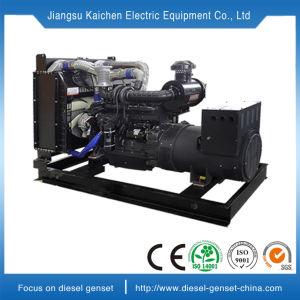 동적인 디젤 엔진 침묵하는 발전기 200kw