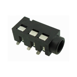 TUFFO 3pin di CC Jack 2.0mm senza piombo con la spina di 2.1mm