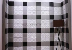 De grijze 8X8inch/20X20cm StandaardTegel van de Vloer van Cotto van de Grootte van de Tegel van de Badkamers