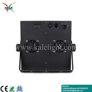 4PCS*30W RGB 3in1 + 48PCS SMD5050 LED Mini-NENNWERT Licht