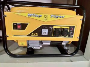 neuer Benzin-Generator des Entwurfs-2kw