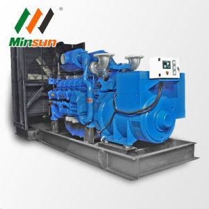 Diesel van Cummins van de Elektrische centrale van de Generator van de container Geluiddichte 10MW In het groot Generator