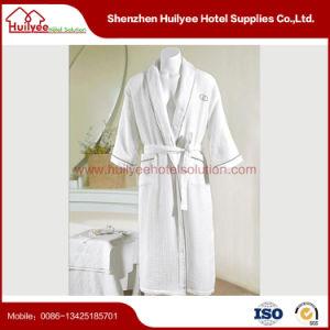 Hôtel luxueux peignoir en coton