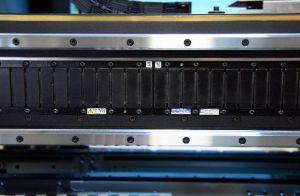 A SMT pegar e colocar a máquina para a linha de montagem de PCB