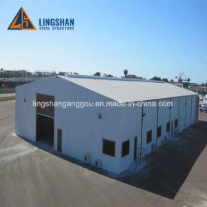 Estructura de acero de diseño de almacén agrícola / Almacenamiento arrojar / Almacén