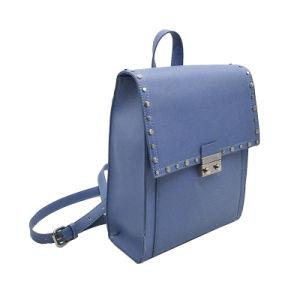 2018 Nouvelle conception femme style sac à dos Sac de couleur douces étudiant Fashion nouveau sac à dos d'arrivée facile pour la datation et shopping haut Quanlity Lady sac à dos de PU