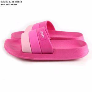 Venda por grosso de Exterior Personalizado Deslize Sandálias chinelos de PVC para homens