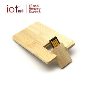 Logo personnalisé cadeau articles promotionnels Eco USB en bois