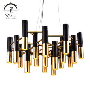 Projecto de barras simples lâmpada pendente de LED