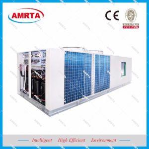 Alta confiabilidade do Condicionador de Ar no último piso da unidade embalada de Refrigeração