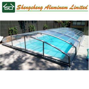 De kwaliteit het Gewaarborgde Bijlagen van het Zwembad van het Aluminium/Dak van de Pool