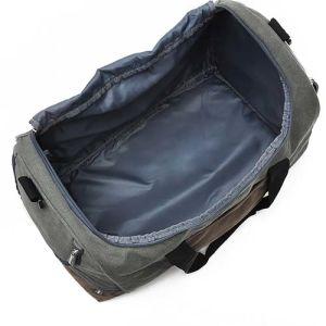 نوع خيش يحمل [مولتي-بوكت] على حقيبة [دوفّل] سفر حقيبة