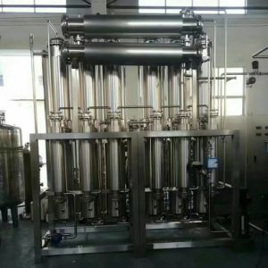 De Machine van de Apparatuur van de Distillatie van het water/van de Behandeling van het Drinkwater