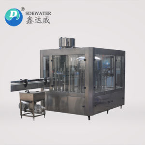 10000B/H la botella de plástico nueva línea de producción de agua pura