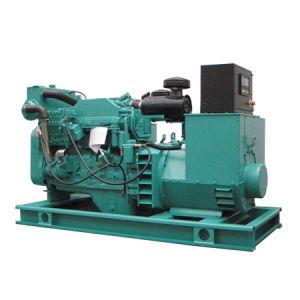 165kVA Diesel van de Macht van Cummins Generator Met geringe geluidssterkte