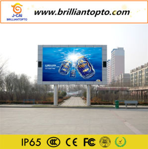 Schermo esterno del quadro comandi del LED P6
