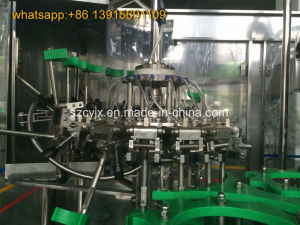 高い等級の自動草のワインの液体の充填機