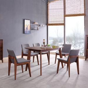 Современные твердые деревянные дома Мебель в современном ресторане отеля для столовой