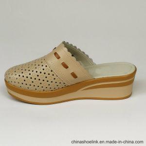 Populaires Sandales en cuir confortables pour les femmes