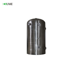 Serbatoio personalizzato dell'acqua calda dell'acciaio inossidabile 3000L
