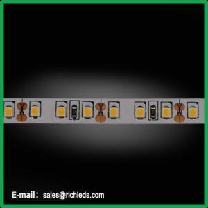 2835 SMDチップ60PCS/M/12V/LED屈曲のストリップの白く涼しい白
