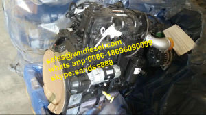 Cummins Qsb4.5 CPL8755, motore diesel CPL8754 in azione