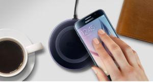 Qi OEM cargador inalámbrico para el iPhone cargador rápido inalámbrico