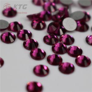 Ss20 Wholesale Flatback Nicht-Heiße VerlegenheitkristallRhinestones für Nagel-Kunst