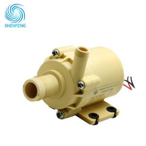 12V 24V Mini de grade alimentaire DC Pompe à eau centrifuge pour purificateur d'eau