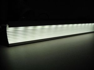 Perfil de aluminio para las tiras de LED
