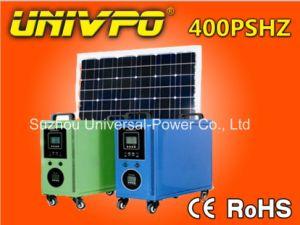Sistema de energía solar con el controlador de carga (UNIV-400PSHZ)