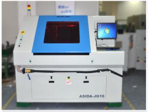 La gravure de la machine de découpe laser UV