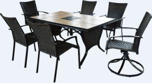 Рио-патио, открытый дворик плетеную мебель плетеная мебель