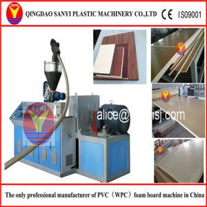 PVC Celuka Foam Board Extrusion Line/Machine