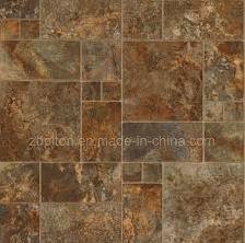 石造りの質のビニールの床タイルPVCシート