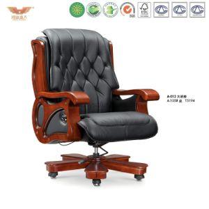 Старинная мебель роскошь деревянных Исполнительного председателя (A-012)
