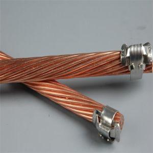 Fio de cobre do fio de aço Strand Wirecopper vertente de aço revestido de Fio