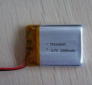 무선 오디오를 위한 고품질 3.7V Li 중합체 건전지