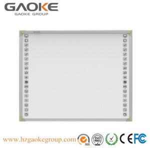 Neuestes Electromagnetic Whiteboard Magnetic Whiteboard Electric Whiteboard Smartboard From China Factory Support SKD und Soem (GK-880D/G Series)