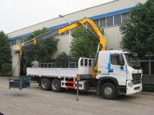 La Cina ha fatto 12 tonnellate del braccio di gru piegata del camion
