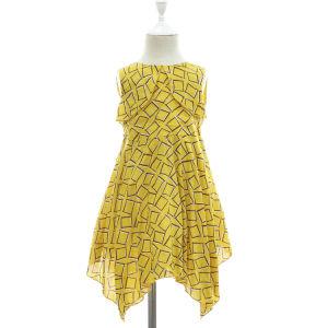 1c0133401 Nueva Primavera Verano 2019 más de moda de diseño de moda vestidos de  algodón de desgaste de los niños para niñas