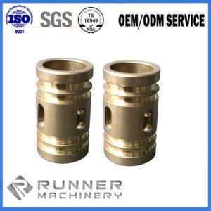 OEM ODM Precisie die CNC Deel van de Hardware van de Legering van het Aluminium het Geanodiseerde machinaal bewerken