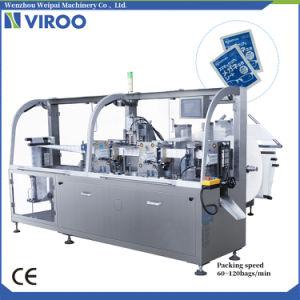 Completamente automática de cuatro lados de tejido húmedo de la máquina de embalaje (VPD250)