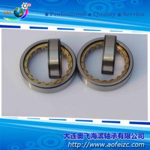 A&F Fábrica do rolamento de roletes cilíndricos NU1007M com a China Fabricante