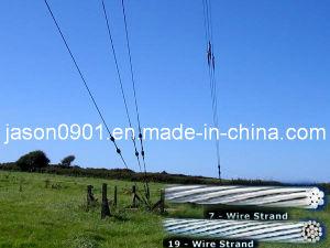 Cavo di ancoraggio galvanizzato (ASTM A475, A363)